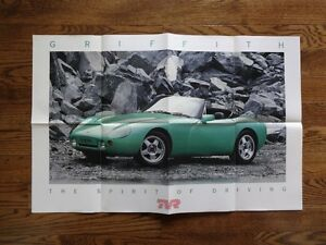 TVR Griffith Sales Brochure