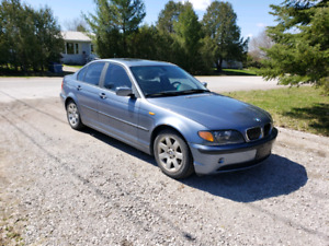 2004 BMW 325i FIRM or trade