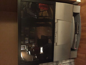 Large JVC TV with stand!!