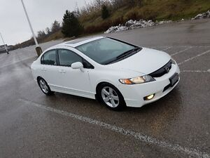 STANDARD - 2009 Honda Civic Sedan - FIVE SPEED