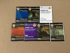 39 GCSE Revision Guides & Workbooks