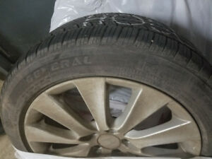 Honda accord 18 inch tires and rims must go!!!