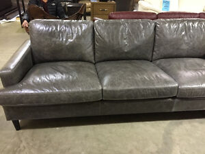Looking for a caramel leather sofa