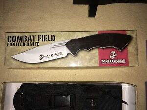 couteau combat field fighter knife
