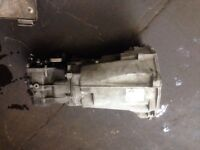 Vw crafter 2.0tdi 2011 6 speed manual gearbox