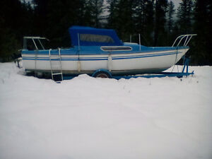 22 foot sailboat for sale