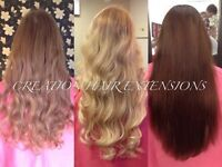 From £170 professional micro ring hair extensions,mobile&salon fully insured.RUSSIAN/European/Indian
