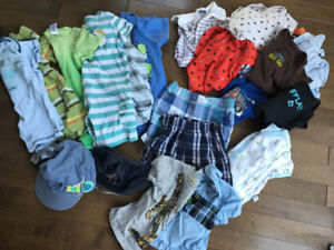 3-6 months summer clothes