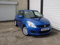 2012 12 Suzuki Swift 1.2 SZ3 3 Door **Full Service History**