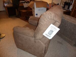 Electric Tilting Easy Chair