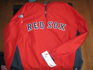 RED SOX  GEAR AND CLOTHING