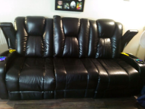 Looking to trade for a black our brown sectional