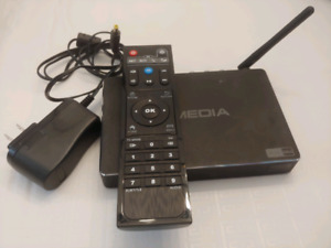 Himedia Android box