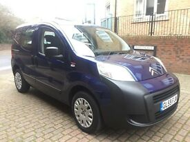 Citroen Nemo 1.4HDI 8V 70 MULTISPACE (blue) 2009