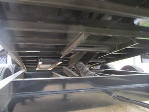 """14' x 83"""" Tandem Axle Dump Trailer (D7) Edmonton Edmonton Area image 3"""