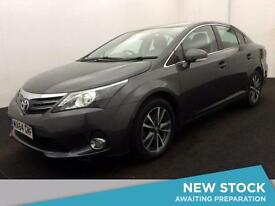 2014 TOYOTA AVENSIS 2.0 D 4D Icon 4dr