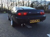 200sx s13 ca18det, turbo, manual, very clean, 1994