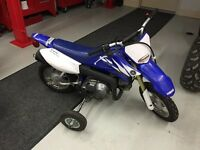 TTR-50 Yamaha dirt bike