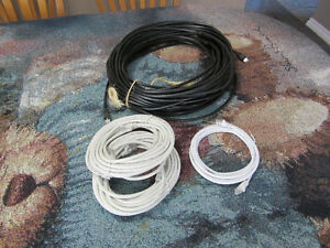 100ft Outdoor-Rated + More Ethernet Cables