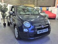 2008 08 Fiat 500 1.3 MultiJet POP,Cheap Tax