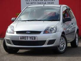 2007 Ford Fiesta 1.25 Style Climate - 71K MILES - 12 MONTH MOT - FSH