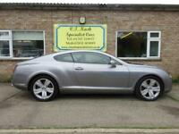 Bentley Continental GT GT PETROL AUTOMATIC 2005/05