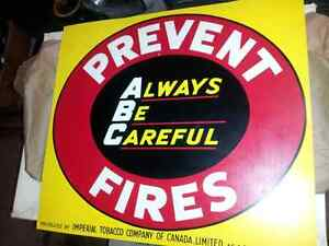 ABC prevent forest fires