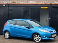 * 2009 FORD FIESTA 1.4 TDCi ZETEC + LONG MOT + £20 ROAD TAX + LOW 78K MILES * *