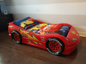 Lit garcon Cars Bed