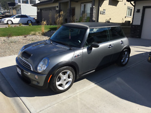 2002 MINI Mini Cooper S S Coupe (2 door)