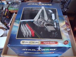 Vintage Star Wars * Imperial Shuttle * New in Sealed Box *