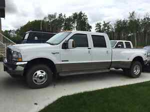 2004 Ford F-350 King Ranch Brand New Engine