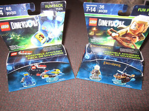 LEGO Dimensions Starter Packs and Fun Packs - on Choice Kitchener / Waterloo Kitchener Area image 6