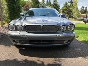2004 Jaguar XJR, with very low mileage