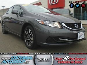Honda Civic Sedan EX 2013