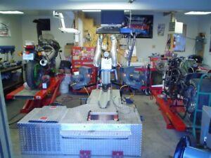 Dynojet load center dynamometer