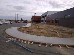 Concrete cutting and  place & all flat concrete Strathcona County Edmonton Area image 6
