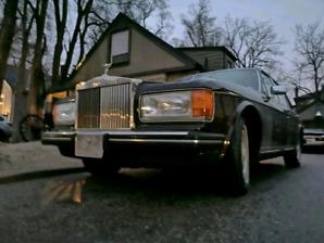 1985 Rolls Royce Silver Spirit $18500