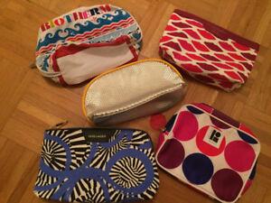 NEW: Estée Lauder cosmetic make up bags