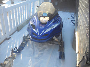 WANT A DEAL-2001 SXR-700CC WITH LOW KILOMETERS