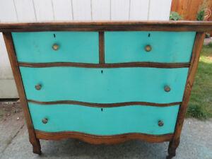 Vintage Shabby chic dressers