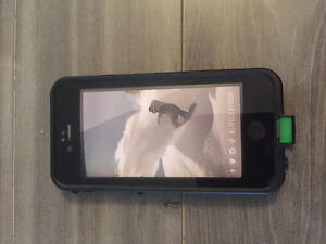 Iphone 6 Lifeproof Fre Case Black - New