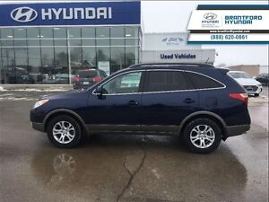 2011 Hyundai Veracruz 1-OWNER | SUNROOF | HTD SEATS | BLUETOOTH