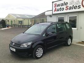 2011 VOLKSWAGEN TOURAN TDI S 1.6L ONLY 42,547 MILES, FULL SERVICE HISTORY