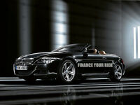 FINANCE YOUR RIDE TODAY!
