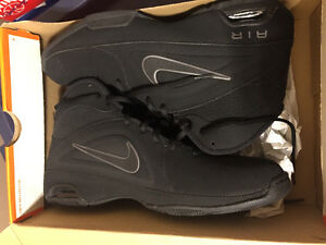 NIKE AIR VISI PRO III NBK -Black Size 11 - Brand New - Deadstock