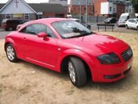 Audi TT Coupe 1.8 ( 180bhp ) 2005MY