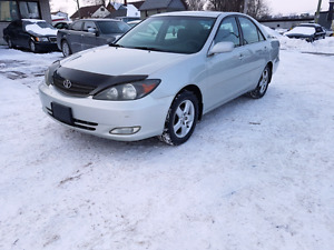 2003 Toyota Camry SE Certified and E-Tested