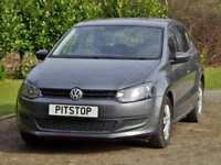 Volkswagen Polo 1.2 S Ac 5dr PETROL MANUAL 2010/59