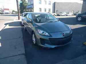 2012 Mazda3 Sedan Fully Loaded Amazing Condition